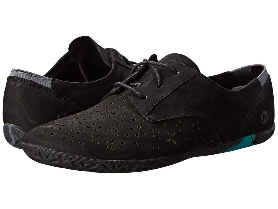 Merrell - Mimix Maze (Black) Women's Lace up casual Shoes