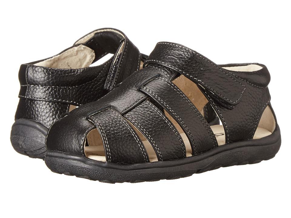 See Kai Run Kids - Dillon II (Toddler/Little Kid) (Black) Boys Shoes