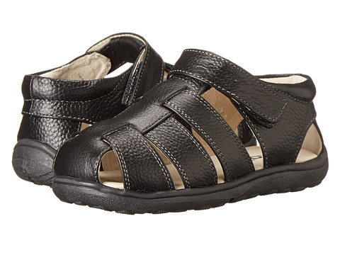 See Kai Run Kids - Dillon II (Toddler/Little Kid) (Black) Boys Shoes