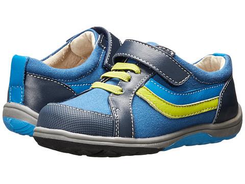 See Kai Run Kids - Odin (Toddler/Little Kid) (Blue) Boys Shoes