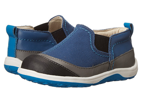See Kai Run Kids - Irwin (Toddler/Little Kid) (Blue) Boys Shoes