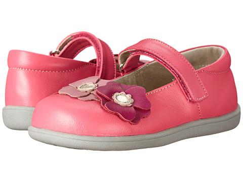See Kai Run Kids - Bailey (Toddler) (Hot Pink) Girls Shoes