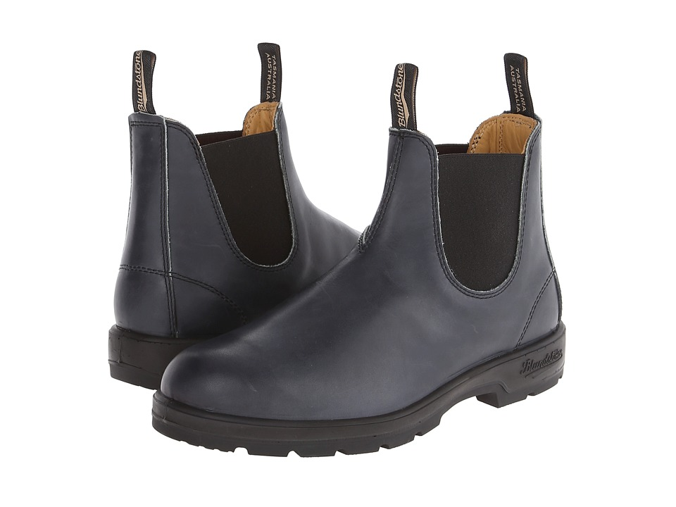 Blundstone - 1430 (Navy Rub) Pull-on Boots