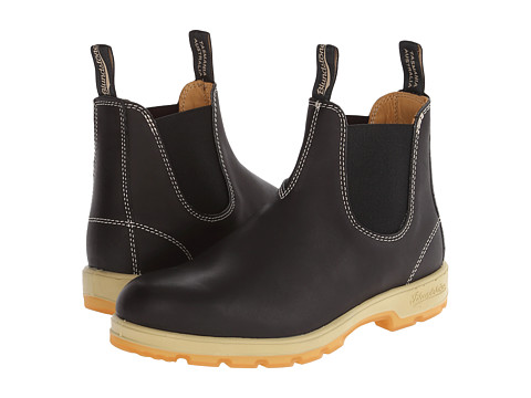 Blundstone - 1401 (Black/Gum) Pull-on Boots