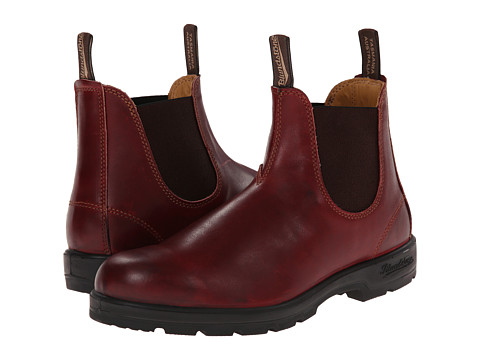 Blundstone - 1431 (Red Rub) Pull-on Boots