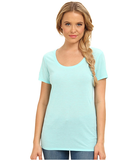 Fox - Miss Clean Scoop Tee (Ice) Women's T Shirt