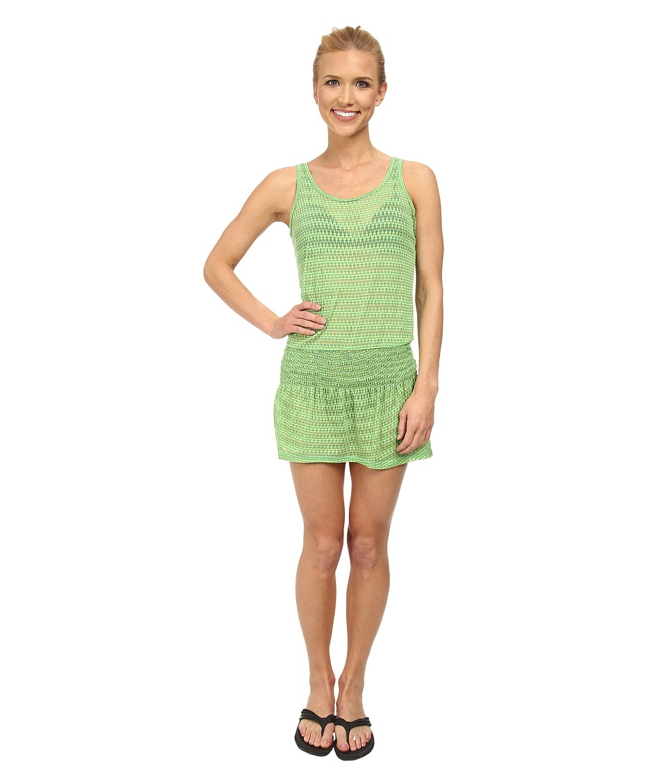 Prana - Zadie Cover Up (Cool Green) Women's Swimwear