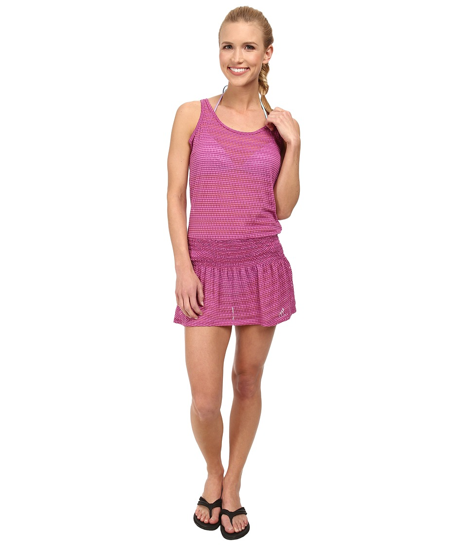 Prana - Zadie Cover Up (Fuchsia) Women's Swimwear