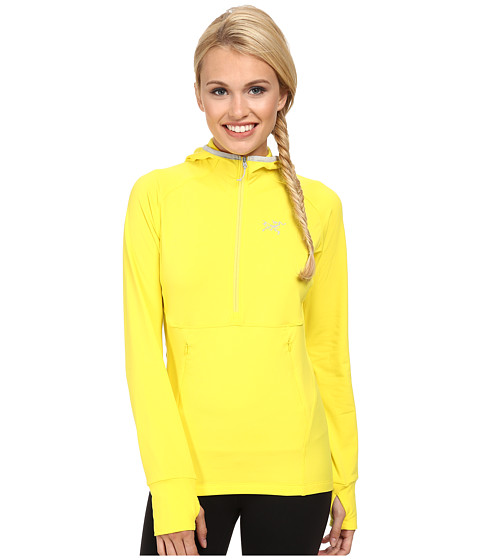 Arc'teryx - Zoa Hoodie (Lemon Zest) Women's Sweatshirt