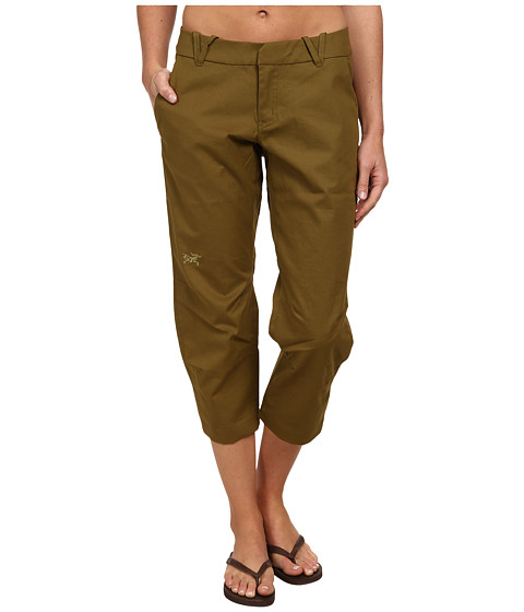 Arc'teryx - A2B Chino Crop (Biome) Women's Clothing