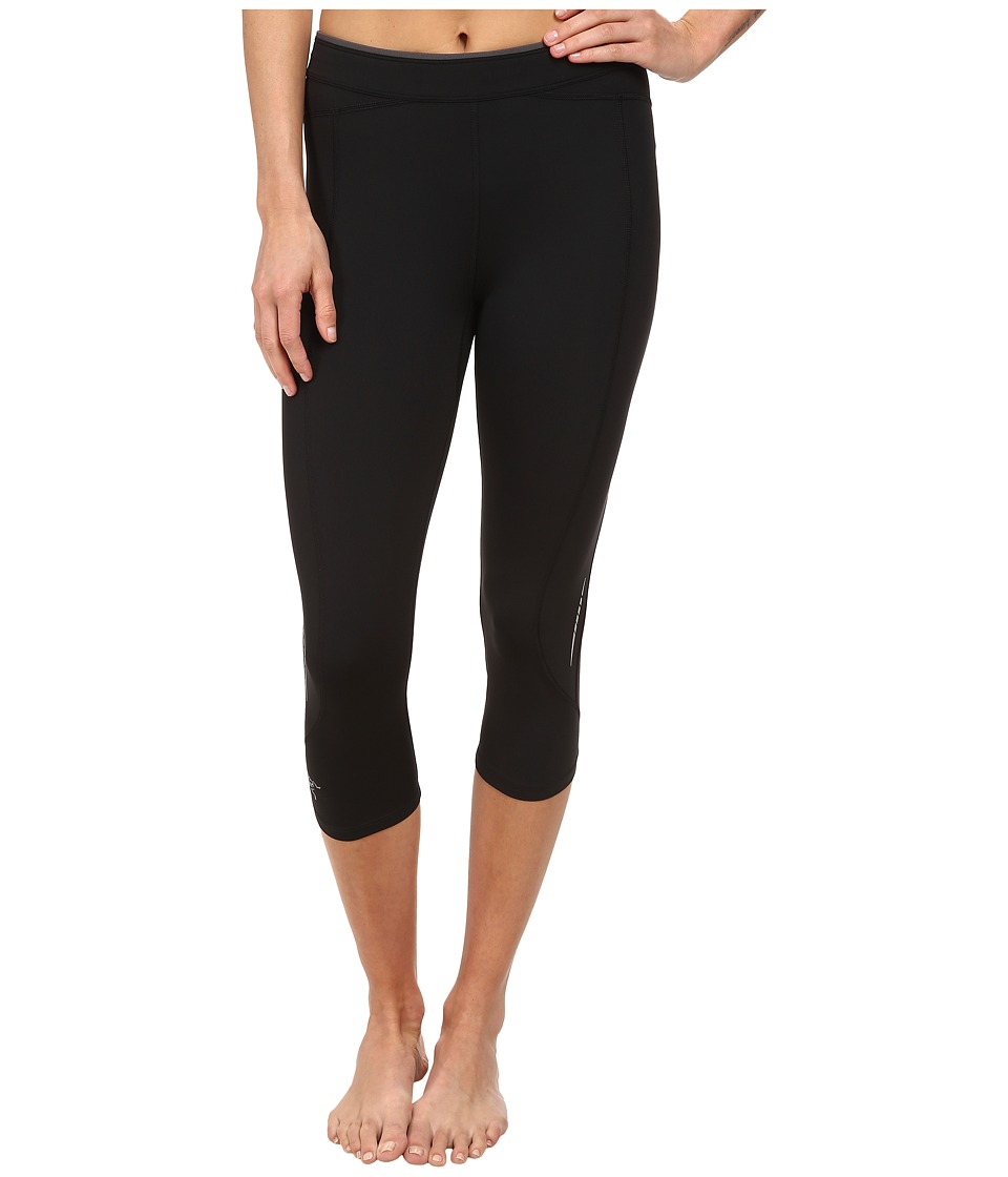 Arc'teryx - Cita 3/4 Tight (Black 2) Women's Capri