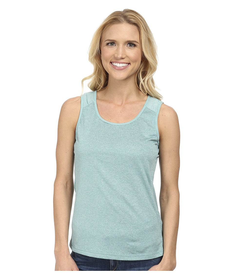 Prana - Kamryn Tank (Dynasty Green) Women's Sleeveless