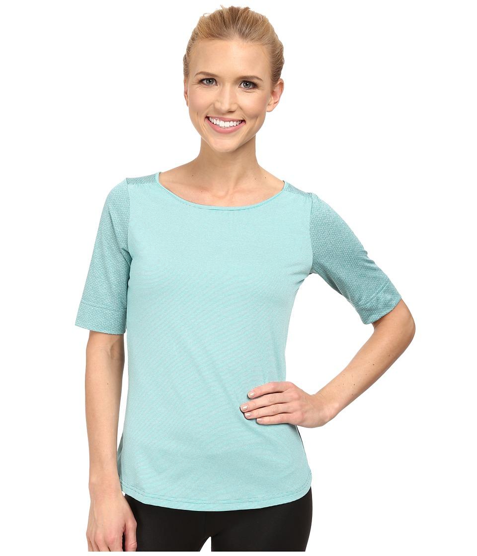 Prana - Kaylin Top (Dynasty Green) Women's Long Sleeve Pullover