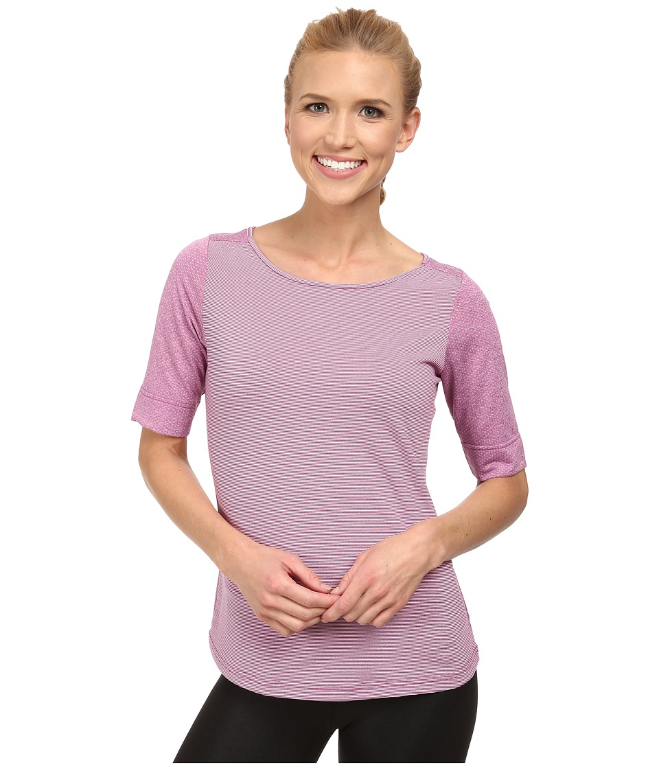 Prana - Kaylin Top (Vivid Viola) Women's Long Sleeve Pullover