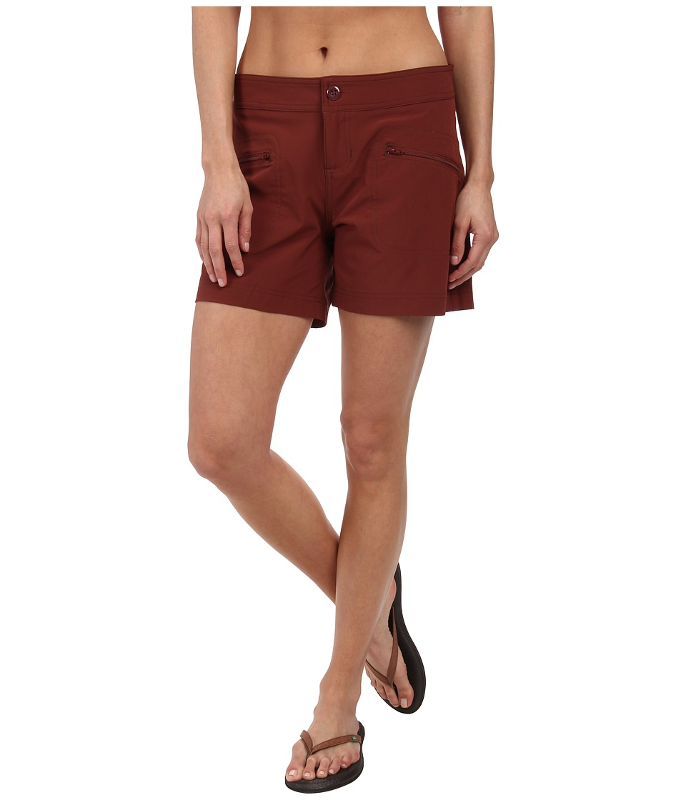 Prana - Lena Short (Raisin) Women's Shorts