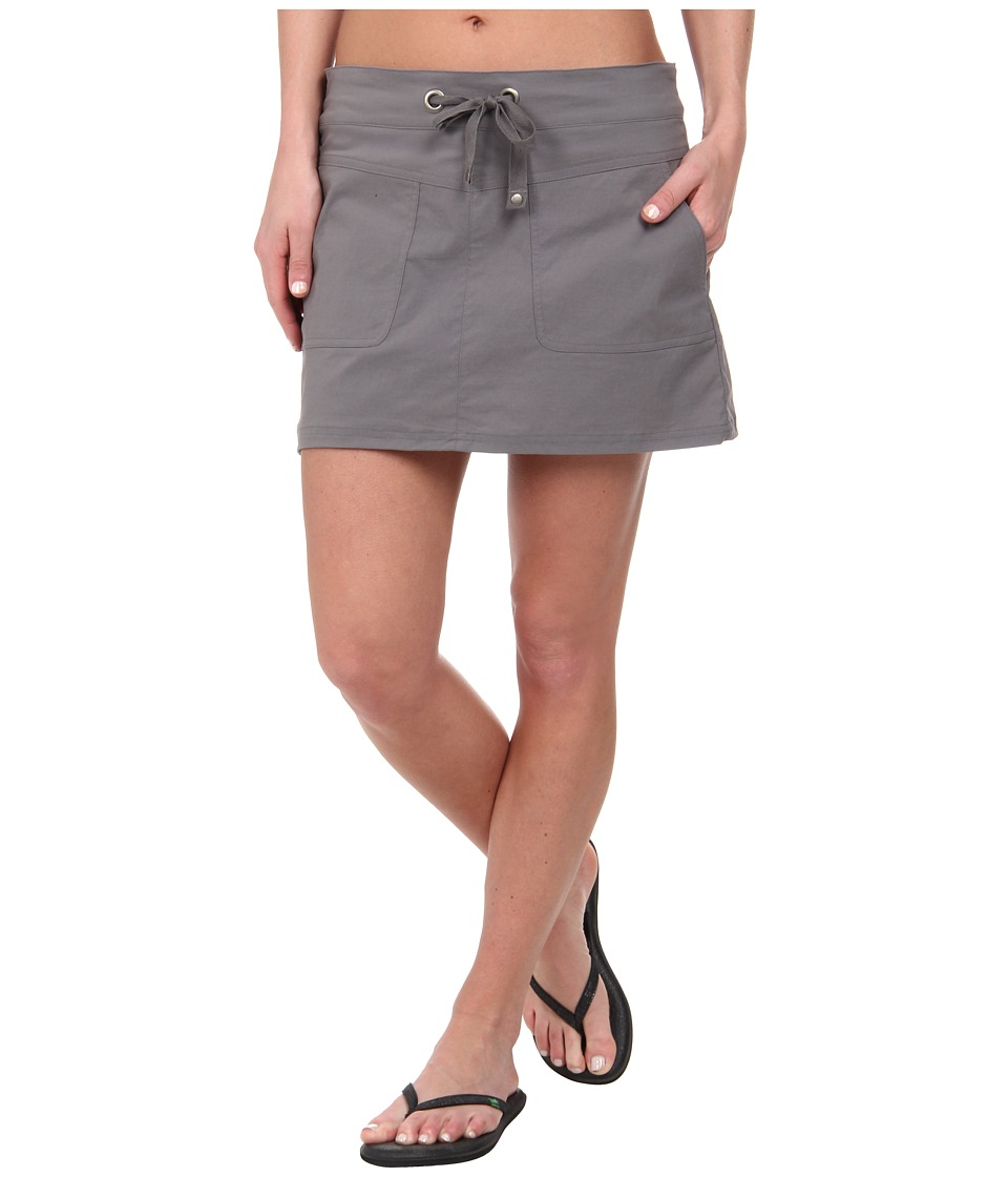 Prana - Bliss Skort (Gravel) Women's Skort