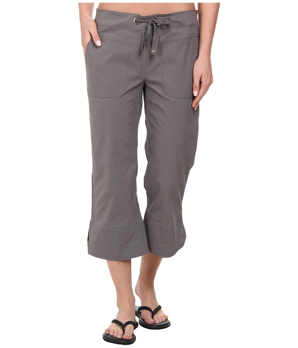 Prana - Bliss Capri (Gravel) Women's Capri