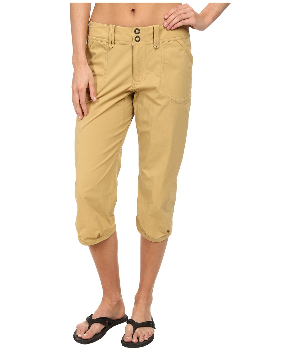 Arc'teryx - Parapet Capri (Gobi Brown) Women's Capri