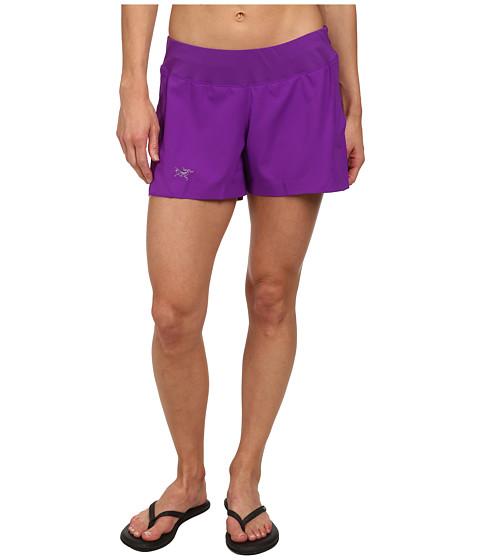 Arc'teryx - Lyra Short (Violette) Women's Shorts