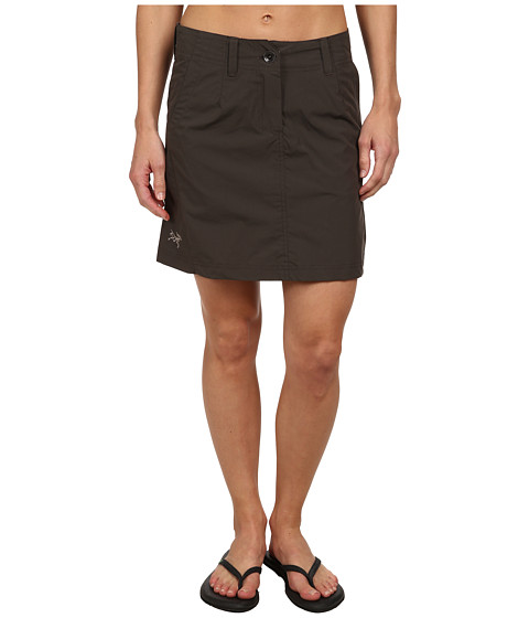Arc'teryx - Kenna Skirt (Cast Iron) Women's Skirt