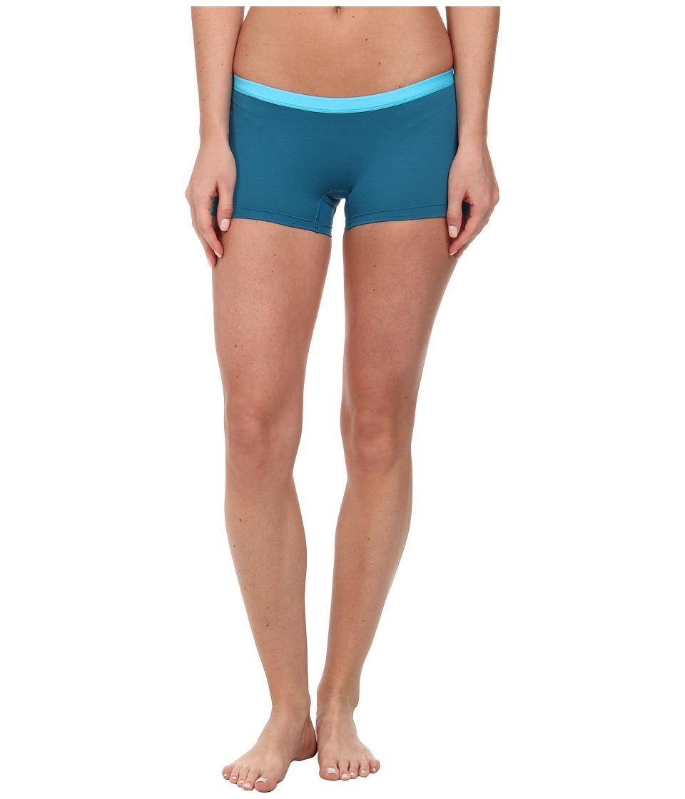 Arc'teryx - Phase SL Boxer (Larimar) Women's Underwear