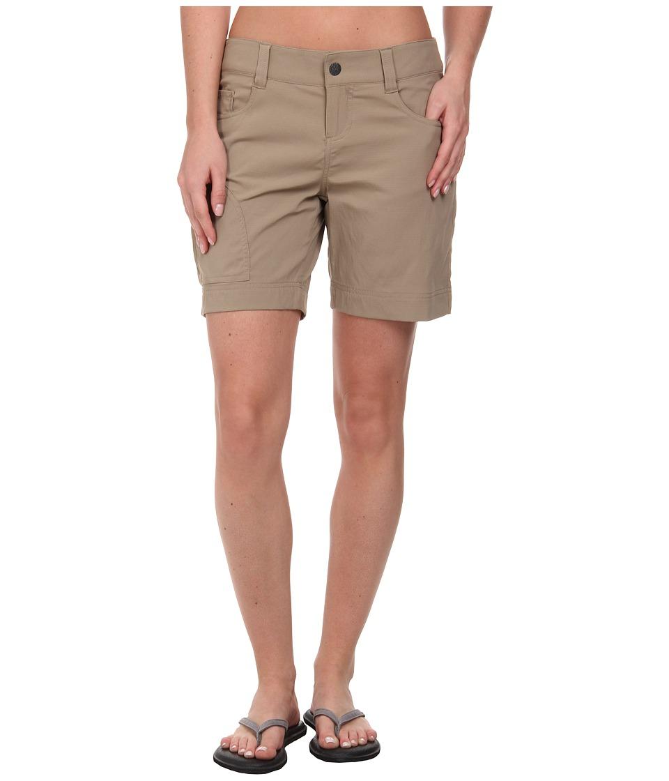 Prana - Hazel Short (Dark Khaki) Women's Shorts