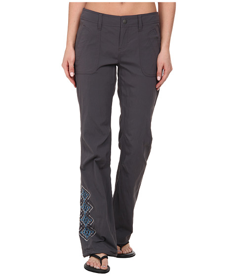 Prana - Amira Pant (Coal) Women's Casual Pants