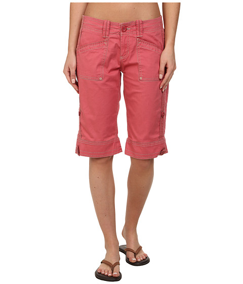 Aventura Clothing - Arden Standard Rise Short (Slate Rose) Women