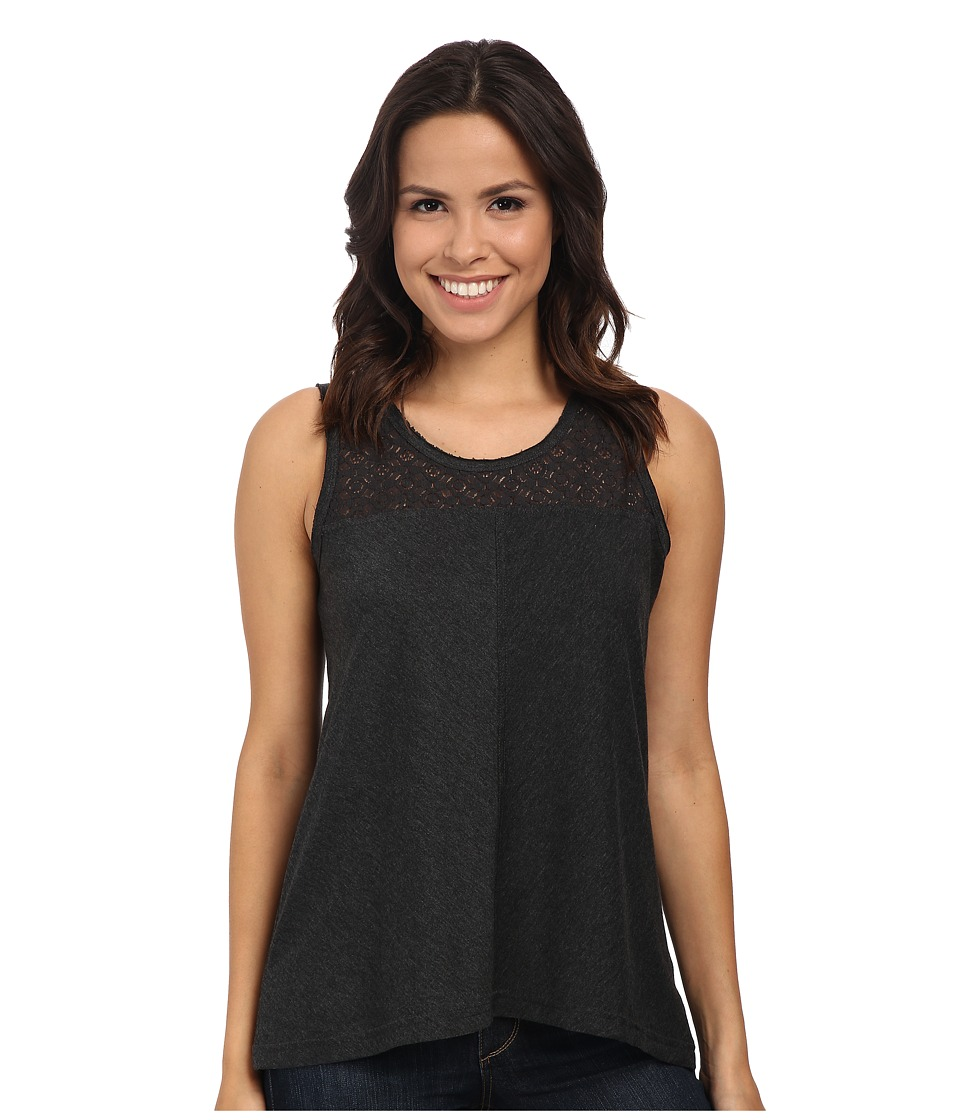 Prana - Cassi Tank Top (Black) Women's Sleeveless
