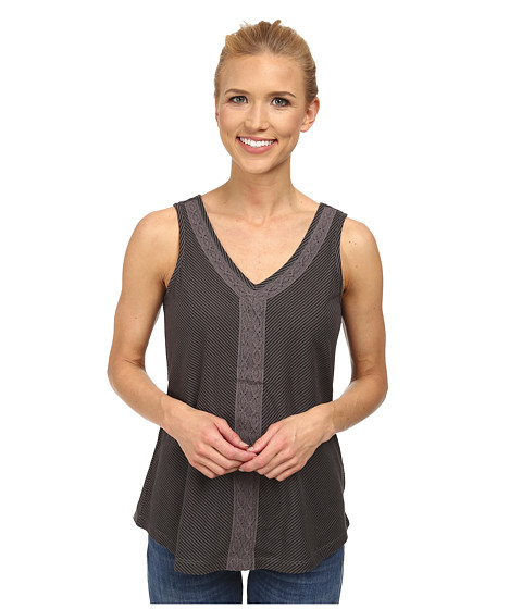 Prana - Alecia Tank Top (Gravel) Women's Sleeveless