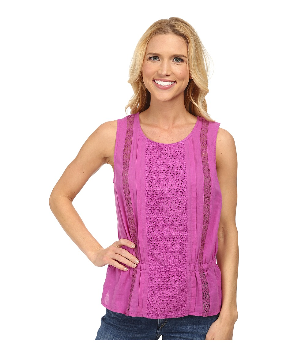 Prana - Lizzy Top (Dahlia) Women's Sleeveless