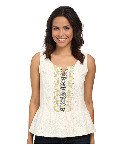 Prana - Zhenya Top (Natural) Women's Sleeveless