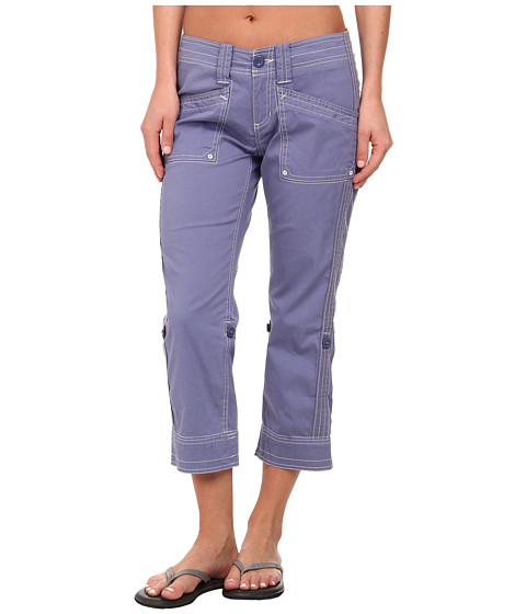 Aventura Clothing - Arden Standard Rise Capri (Velvet Morning) Women