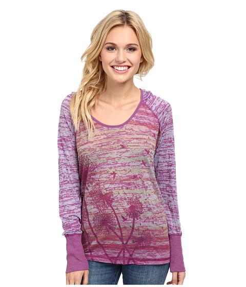 Prana - Aura Hoodie (Vivid Viola) Women's Sweatshirt