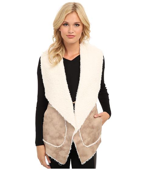 Brigitte Bailey - Kaylee Vest (Beige) Women's Vest