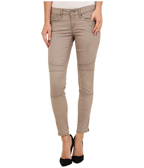 Mavi Jeans - Darcy Lowrise Skinny Biker Ankle in Moon Rock Jeather (Moon Rock Jeather) Women's Jeans