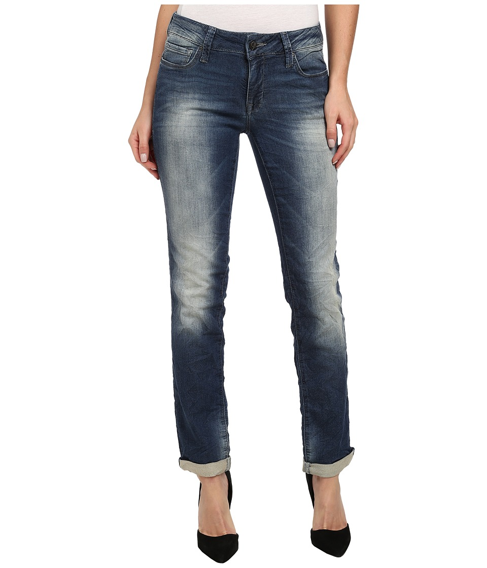 Mavi Jeans - Emma Sporty Slim Boyfriend in Jog Random Used Sporty (Jog Random Used Sporty) Women's Jeans