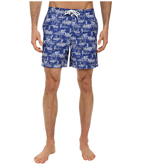 Original Penguin - Hawaiian Fixed Volley (Mazarine Blue) Men