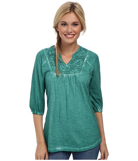 Aventura Clothing - Bessie Top (Porcelain Green) Women