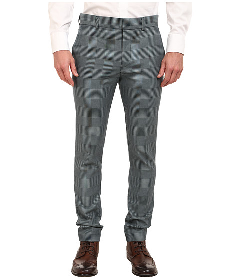 Mr.Turk - Clyde Trouser (Blue) Men's Casual Pants