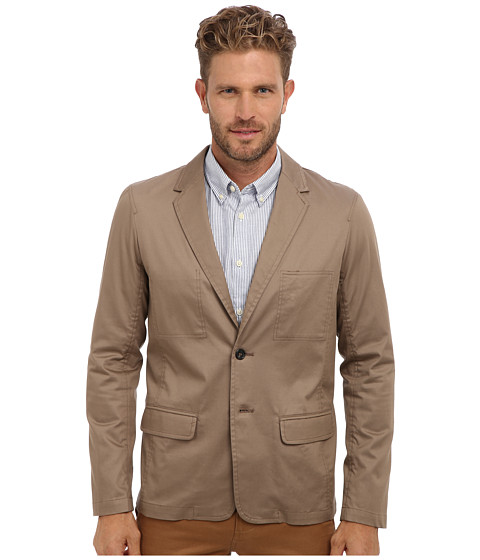 Mr.Turk - Robert Blazer (Taupe) Men's Jacket