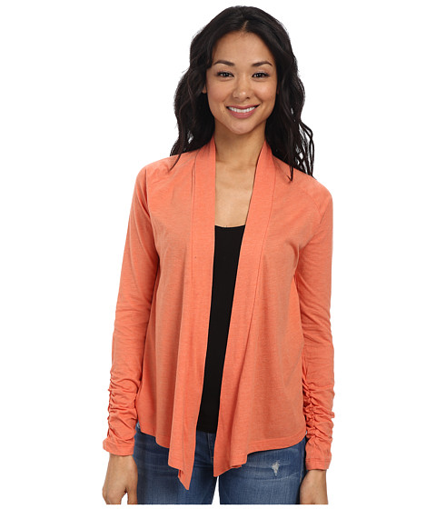 Aventura Clothing - Kyle Wrap (Flamingo) Women's Sweater