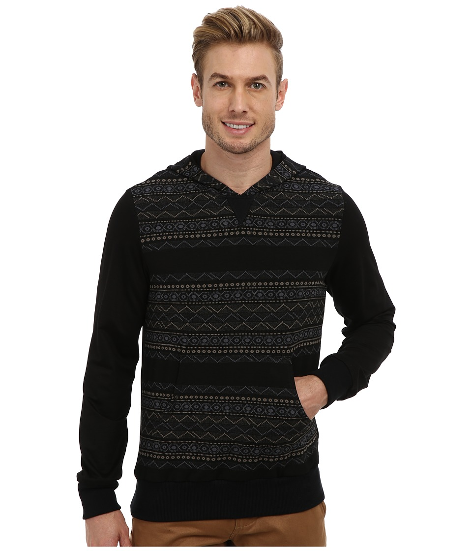 Mr.Turk - Ethan Hoodie (Black) Men's Sweatshirt