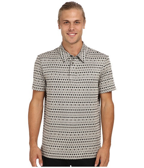 Mr.Turk - Lance Polo Shirt (Natural) Men's Short Sleeve Pullover