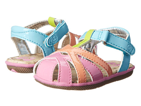 Stride Rite - Lil Nandini (Infant) (Rainbow) Girls Shoes