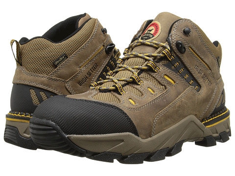 Irish Setter - WP Alum Toe Hiker 83406 (Brown) Men