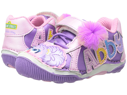 Stride Rite - SRT Abby Cadabby (Toddler) (Pink/Purple) Girls Shoes