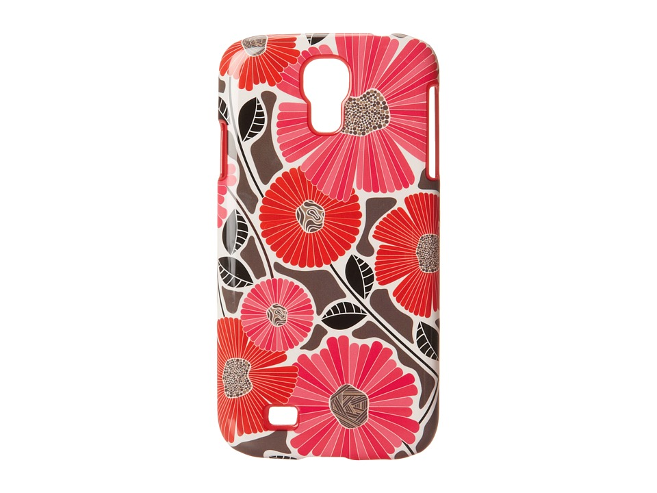 Vera Bradley - Snap On Case for Samsung Galaxy S 4 (Cheery Blossoms) Cell Phone Case