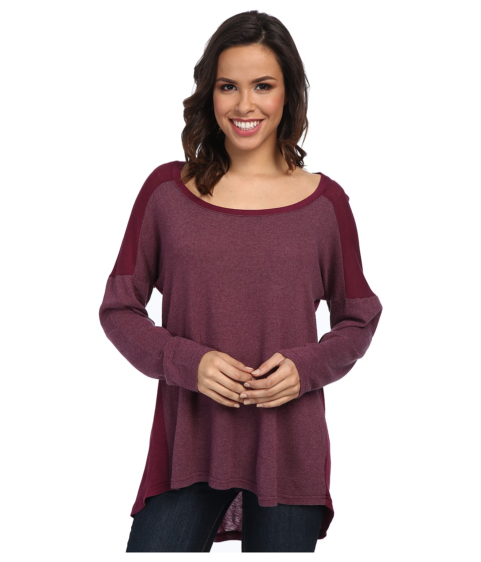 Allen Allen - Long Sleeve Scoop (Syra) Women's Long Sleeve Pullover