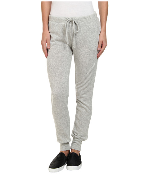Allen Allen - Gym Pant (Heather Grey) Women